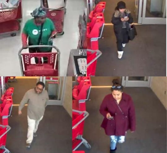 Bloomfield police say some suspects may have taken a wallet from a shopper at Trader Joe's on Telegraph.