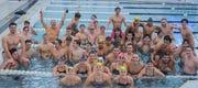 The Harrison-Farmington swim alums gathered for their seventh annual alumni meet on Dec. 27.