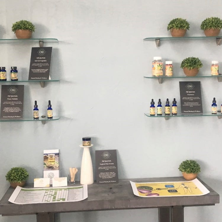 From oils to pet products: CBD store opens in Oshkosh |Streetwise