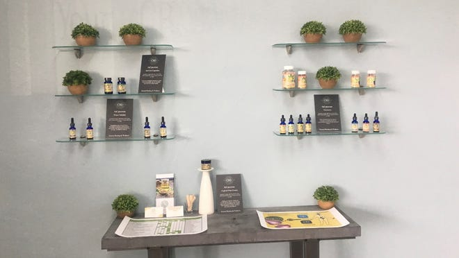 Morgan Trone opened her second Your CBD Store at 300 S. Koeller St., Oshkosh, after recent success in Waupaca.