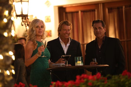 "Eileen Davidson, Vince Van Patten and Jimmy Van Patten star in ""Walk To Vegas"" in the Local Spotlight of the Palm Springs International Film Festival."