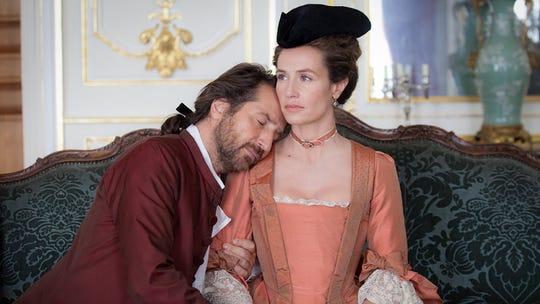 """Mademoiselle de Joncquières"" is screening at Palm Springs International Film Festival."