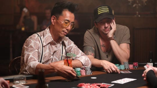 """Walk To Vegas"" is based on real events that happened after Vince Van Patten started a regular poker game in Los Angeles."