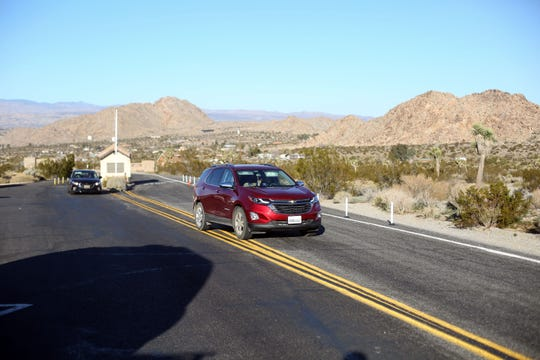 The gates of Joshua Tree National Park remained open to visitors even as its tollbooths were closed due to the partial government shutdown in January.