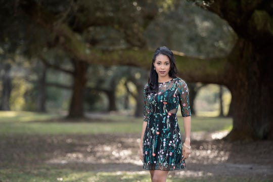 Monifa Love, Bella January Cover model.