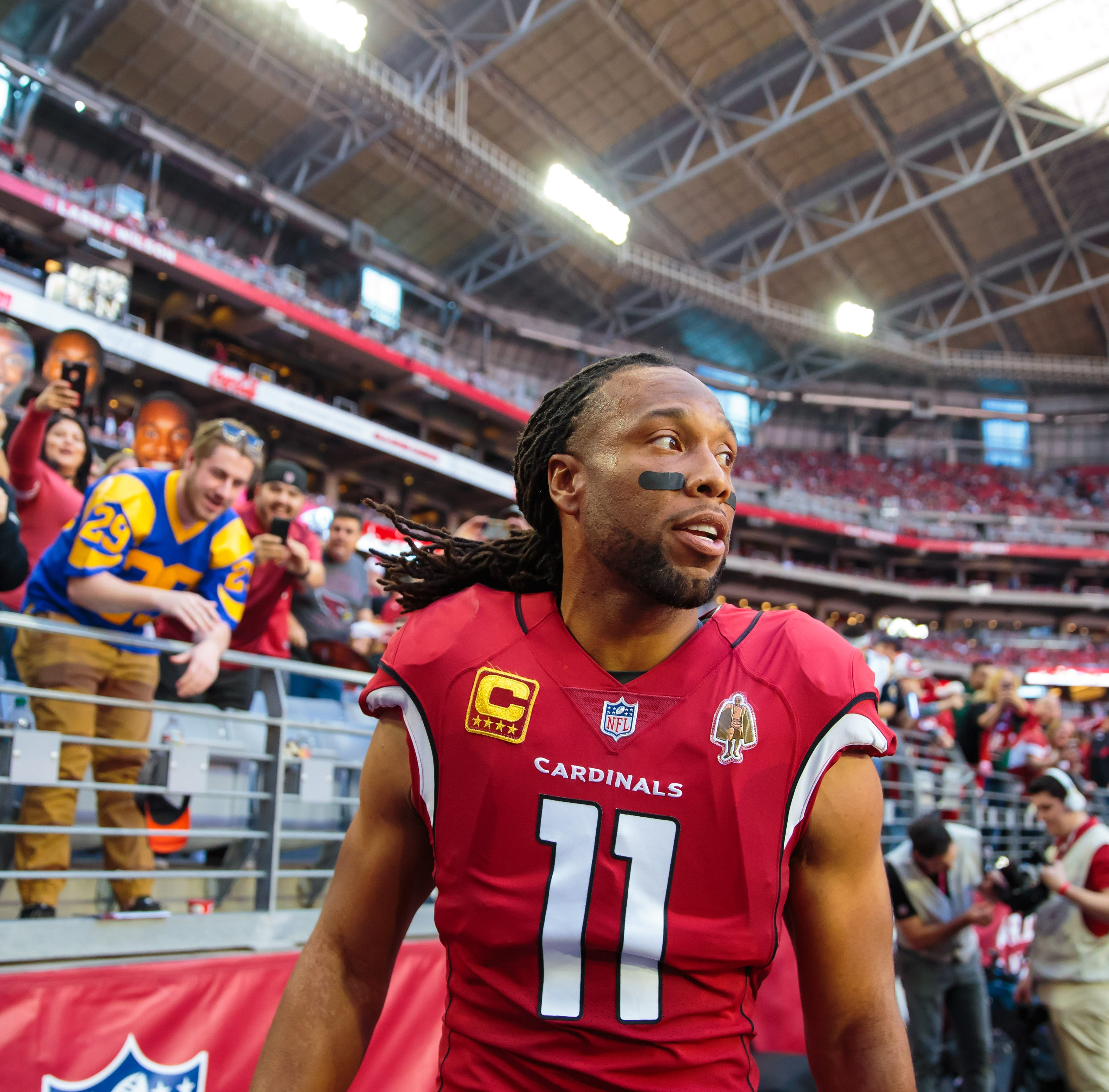 Larry Fitzgerald returning to Arizona Cardinals for 16th season