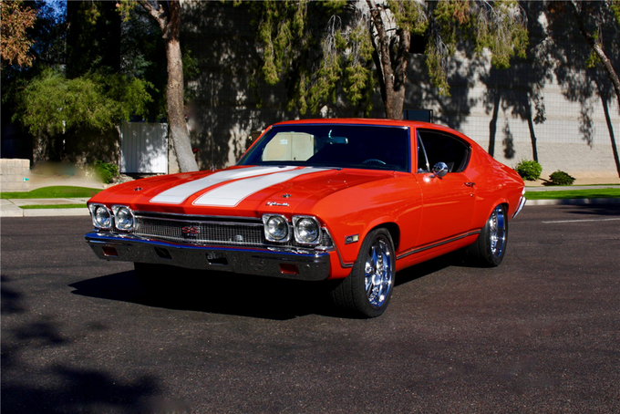 Larry Fitzgerald Is Auctioning Off 3 Cars At Barrett Jackson
