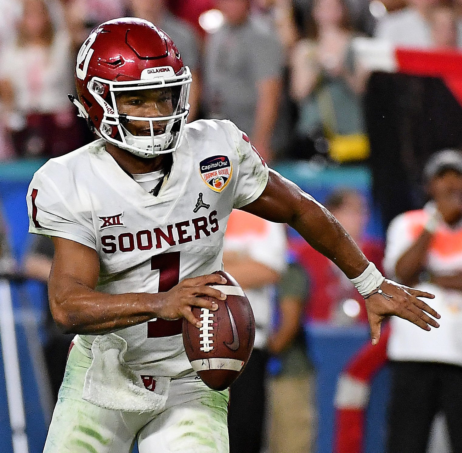 NFL mock draft: Why Arizona Cardinals should take Kyler Murray with No. 1 NFL draft pick