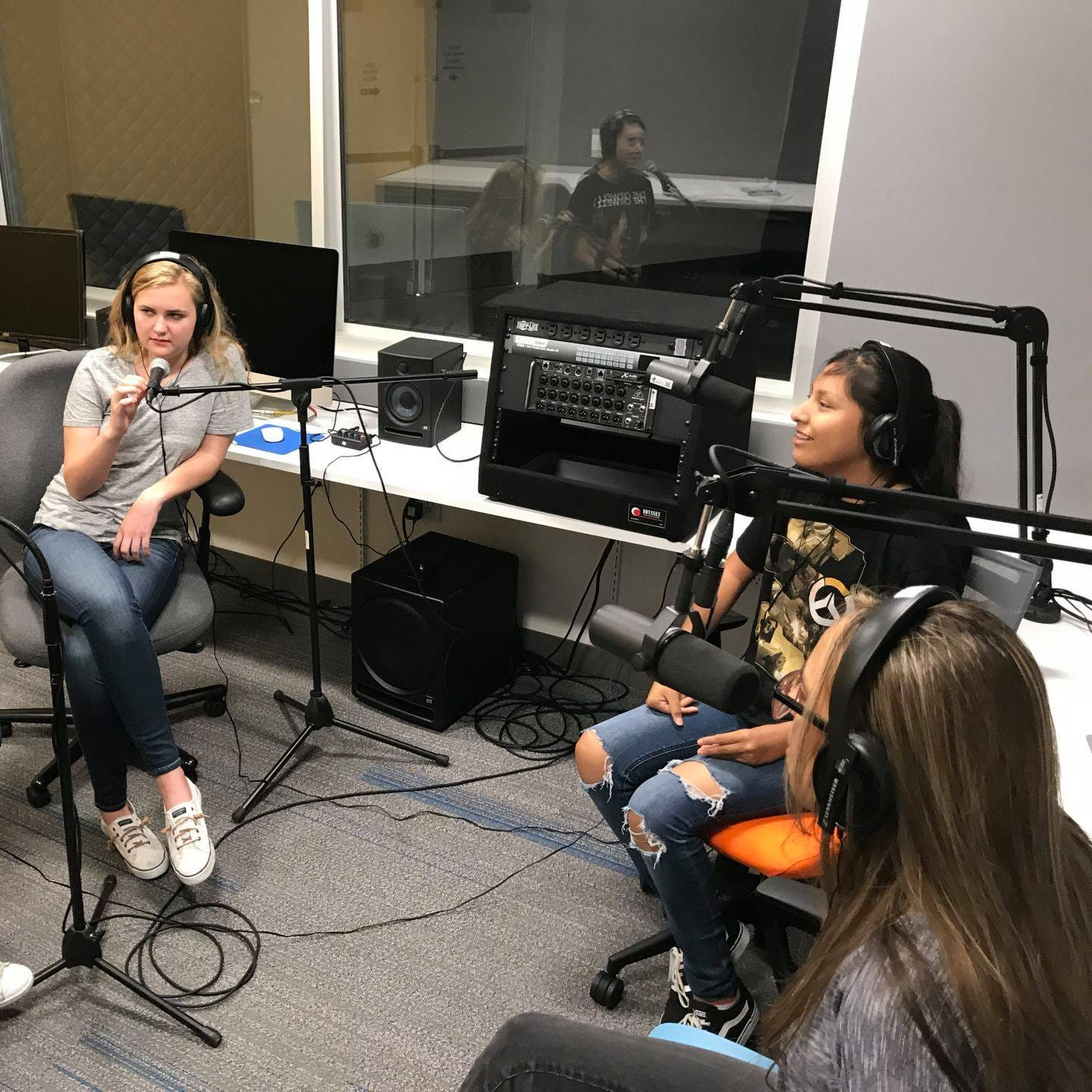 Season for Sharing: KJZZ provides perfect spot for budding journalists