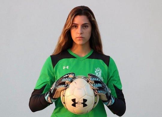 Tori Gutierrez of Trivium Prep is the Girls Athlete of the Week.
