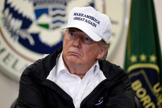Donald Trump menciona a menudo la amenaza de terroristas ingresando al país desde México en sus llamados a construir un muro fronterizo.