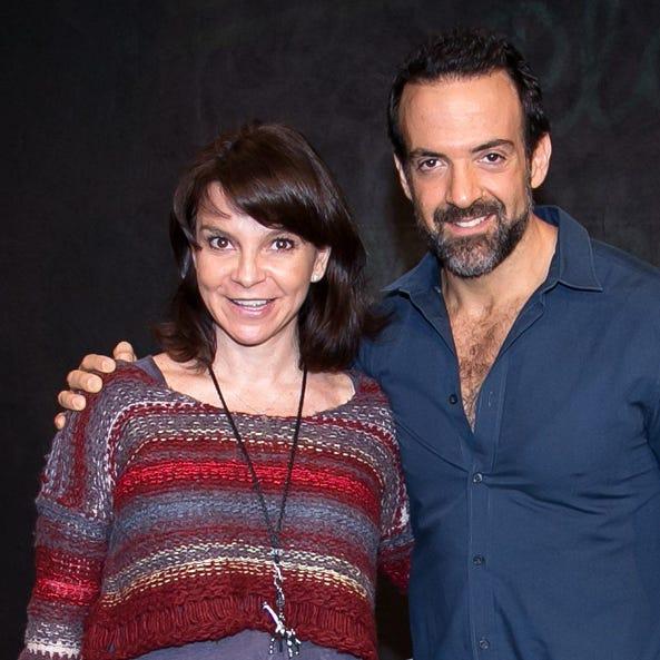 Mariana Garza y Pablo Perroni confirman su divorcio y la bisexualidad del actor