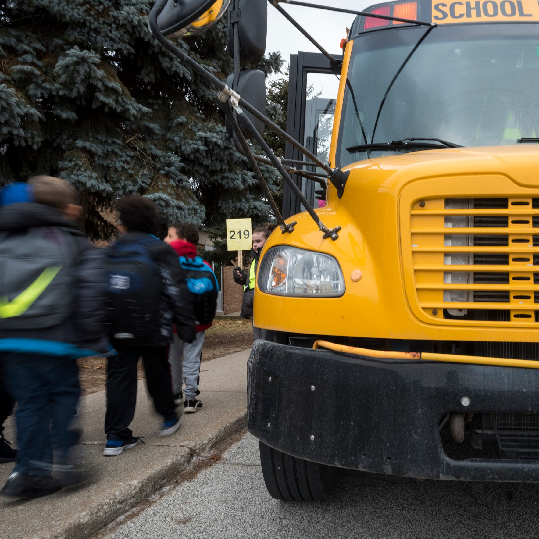 Finding right drivers for 'precious cargo' can be challenging for districts