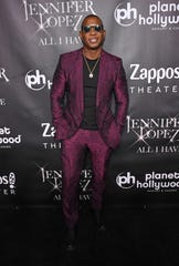 Rapper Ja Rule attends a party at Caesars Palace on Sept. 30 in Las Vegas.