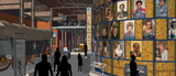 The York County History Center unveiled its new museum design at the first of five roundtable discussions on Tuesday, Jan. 8.