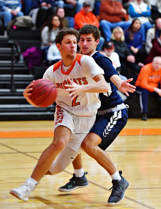 Manheim Township Vs Northeastern Basketball
