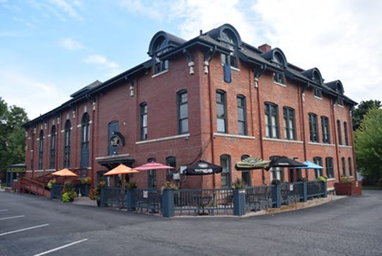 ButaPub is in the lower level of The German House at 315 Gregory Street.