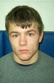 Kendall wrestler Donald Williams, also a high school All-American soccer player, in 2004
