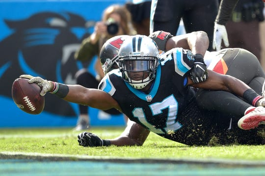 Is it a stretch to think that Devin Funchess could leave the Carolina Panthers for the Buffalo Bills.