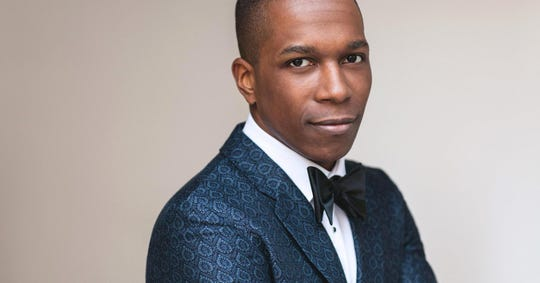 """""""Hamilton"""" star Leslie Odom Jr. will pay a visit to Knoxville on Saturday, May 11."""