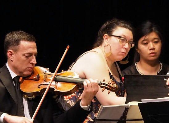 Camerata Musica The Bodhi Trio:Kevin LeFohn, David Eby, and Kira Whiting will bring a mindfulness-based performance, 2:30 to 4:30 p.m. Sunday, Jan. 20, Loucks Auditorium, Salem Public Library, 585 Liberty St. SE. Free.