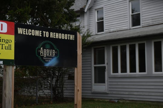 Agave will be opening a Rehoboth location located at 230 Rehoboth Avenue.