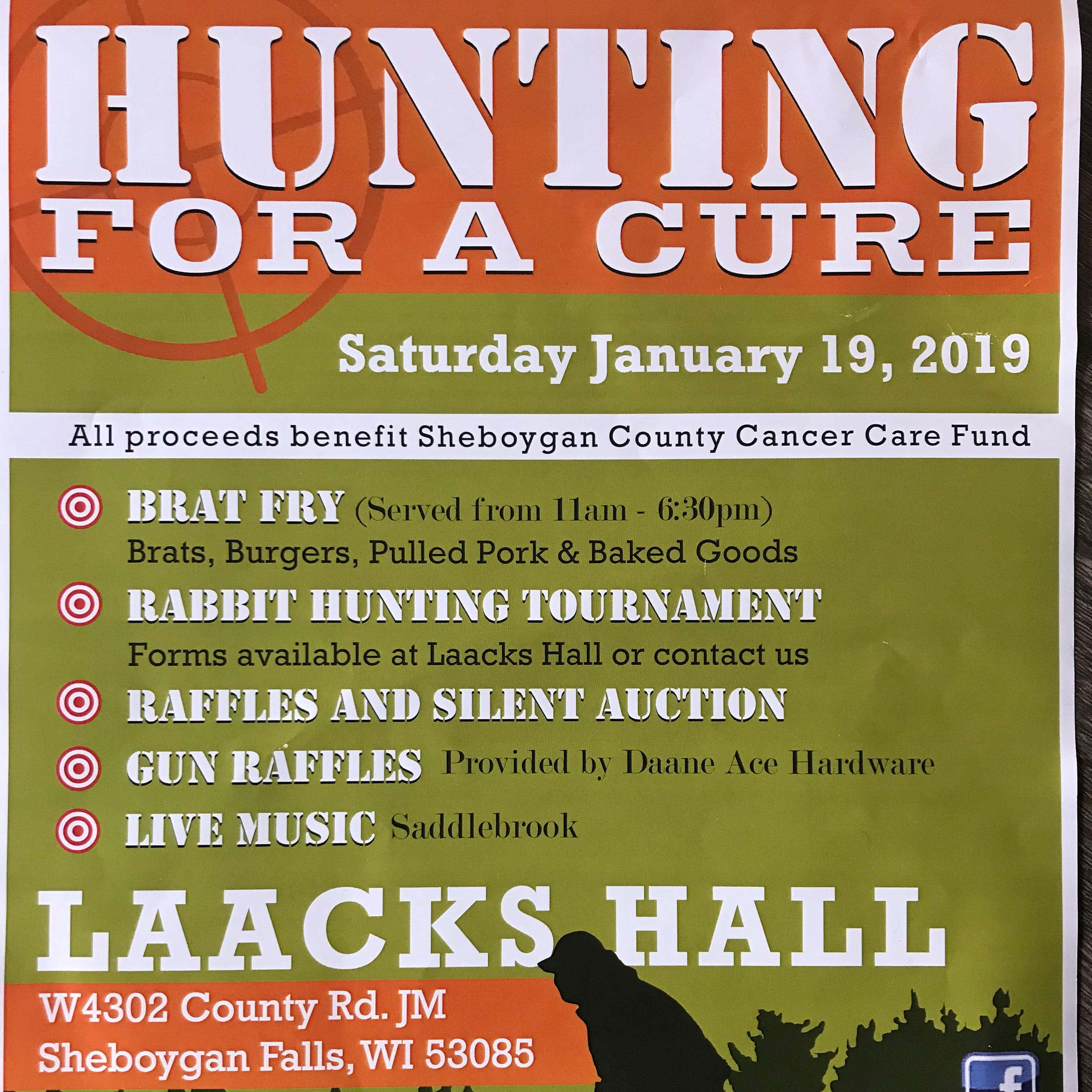 Hunting for a Cure cancer fundraiser in Sheboygan within rules but facing backlash