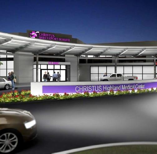 Christus Health to spend $43M expanding Highland Med Center