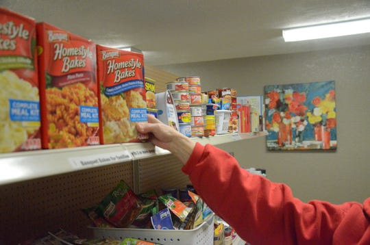 The Brandon Area Food Pantry is open on Tuesday and Thursday from 4-6 p.m.