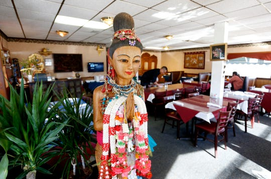 Thai Basil opened in December with a new name after the owners of Thai Peppers retired after 16 years and closed the restaurant.