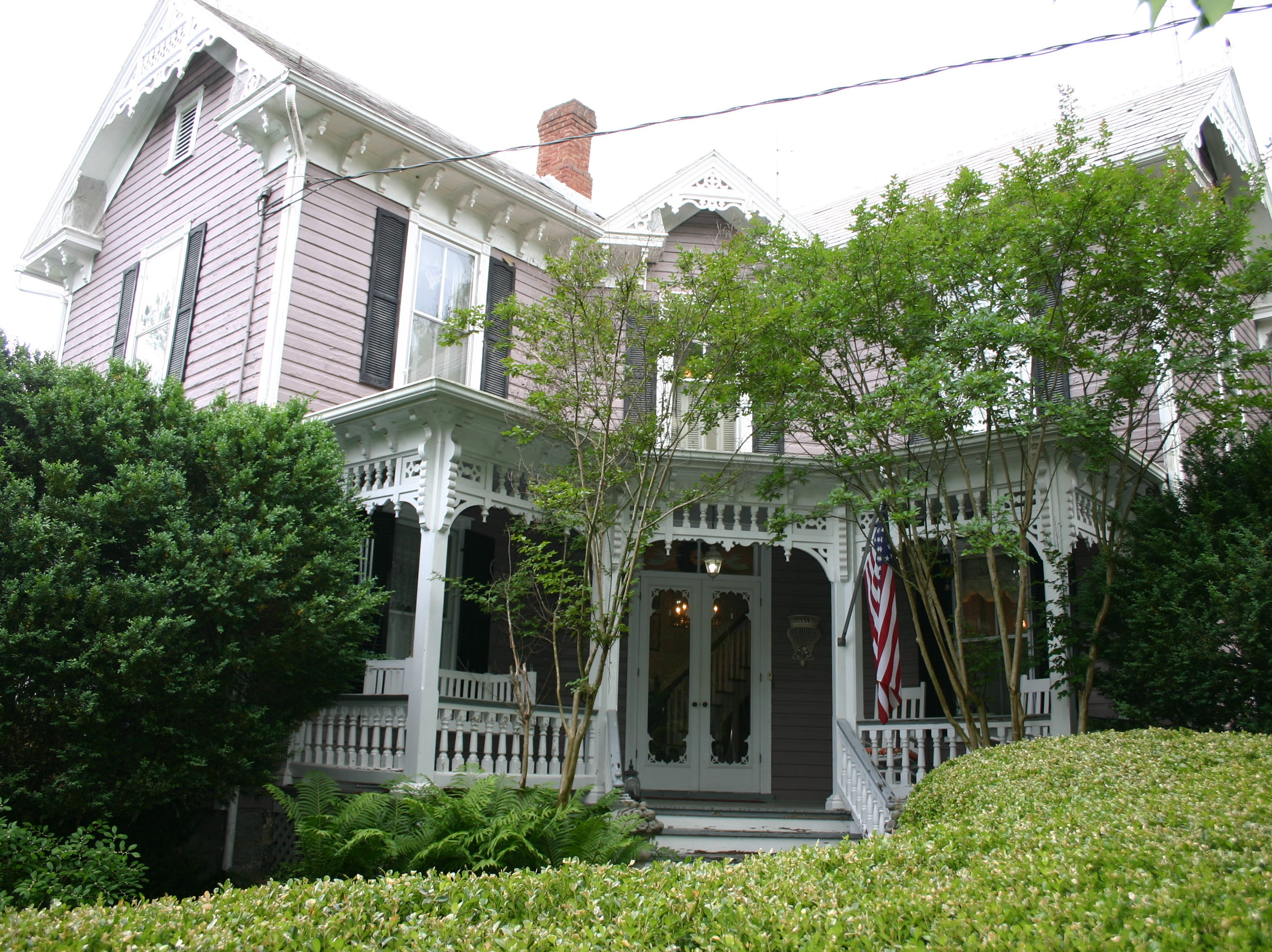 This 1896 Victorian home, most recently used as a bed and breakfast, is for sale for $384,900 at 1224 Keezletown Road in Weyers Cave.