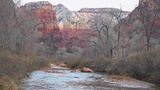 Zion National Park is open with limited services, thanks to outside funding. The question is, how long will it last?