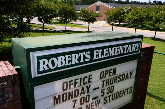 Roberts Elementary is one of the schools in the Leon County School District.