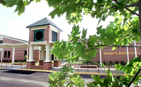 Two students at Roberts Elementary School were suspended after planning to harm another student.