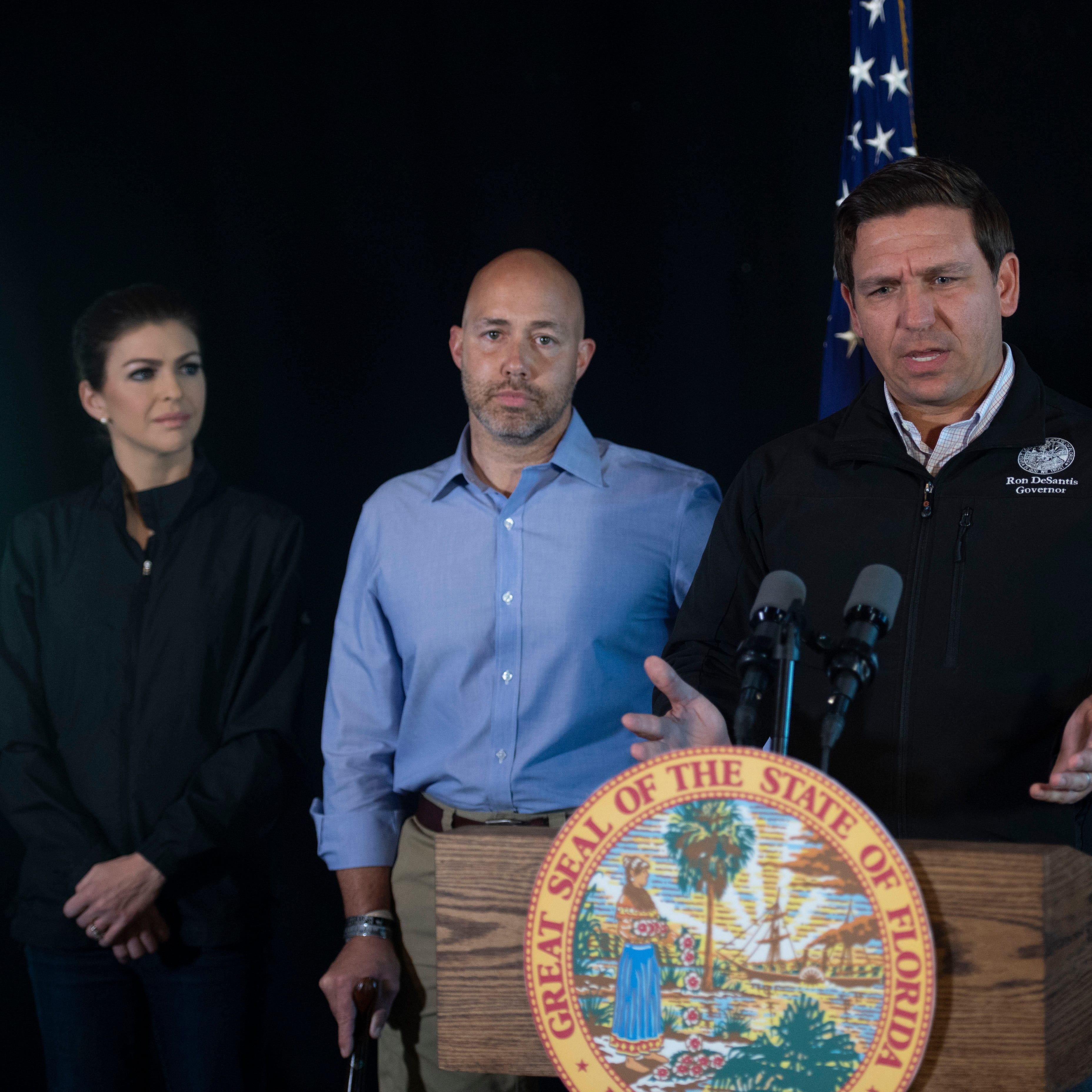 Gov. Ron DeSantis addresses climate change and a host of other issues | Video