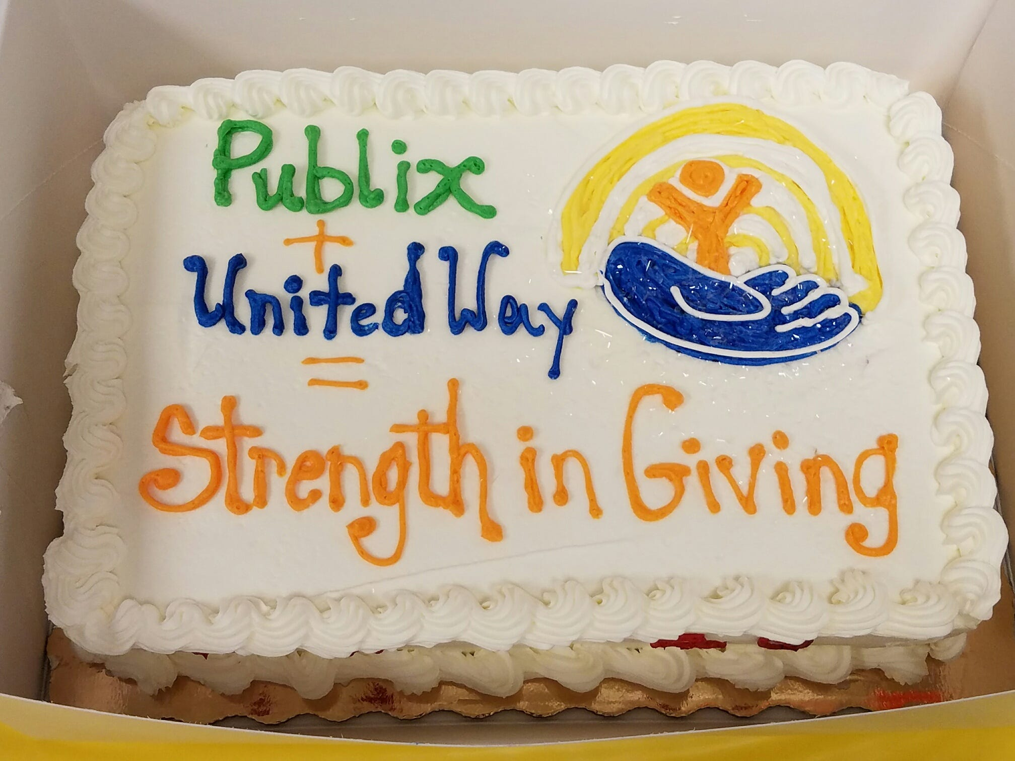 United Way of Indian River County is proud of its decades-long relationship with Publix Super Markets. Since 1990, local Publix associates have contributed $5,100,000 to United Way annual campaigns.