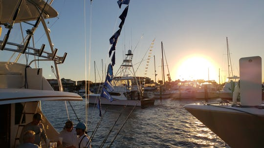 Epic sailfish day at the Pelican Yacht Club Invitational Billfish Tournament Thursday as the 39-year-old event set an all time record for sailfish caught and released in one day.
