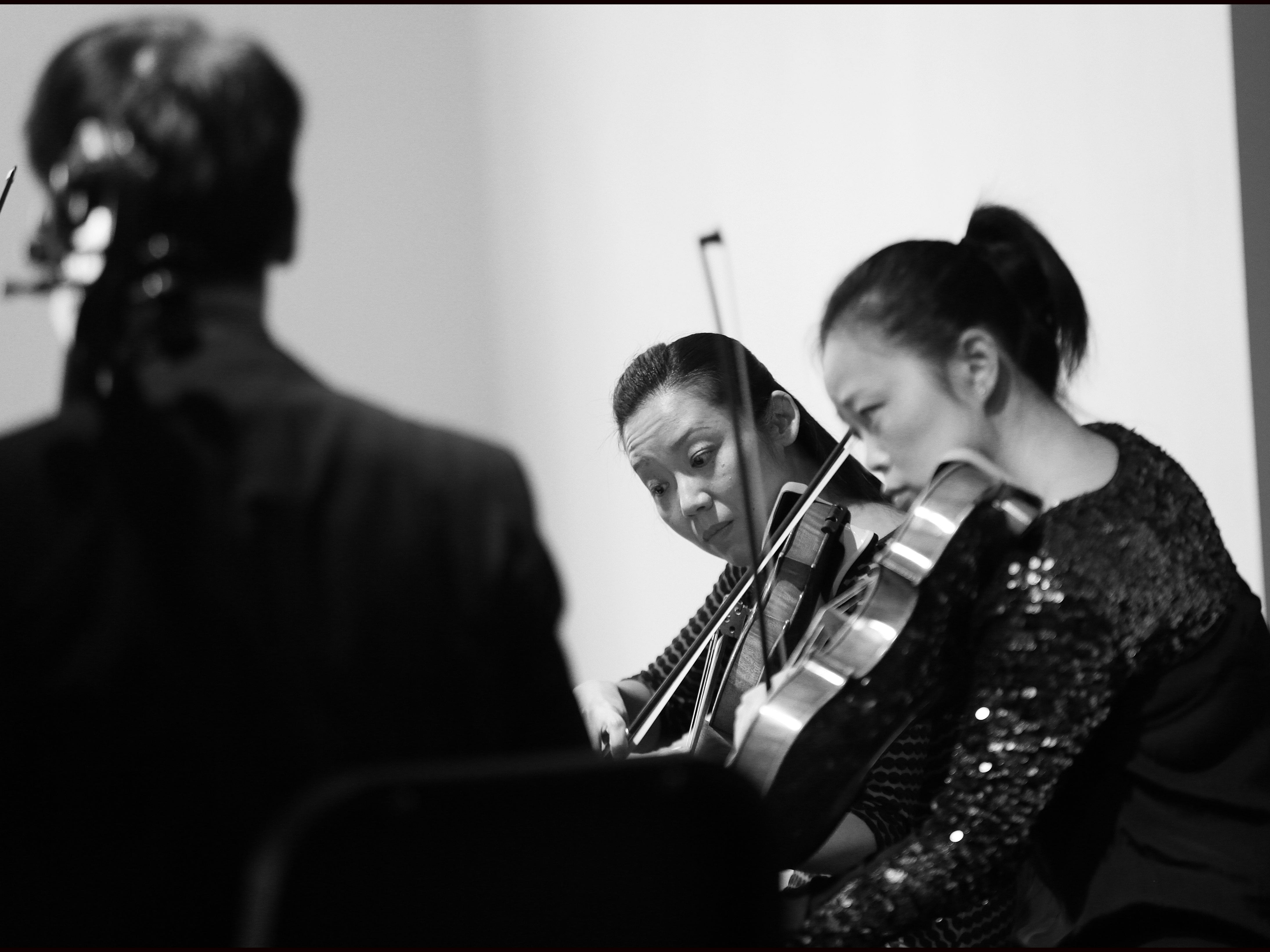 El Paso Pro Musica kicked off their 2019 Chamber Music Festival Thursday with a Bach's Lunch at the El Paso Museum of Art featuring the Vega String Quartet. The festival runs through February 2 with several performances around El Paso. For a complete list of events visit elpasopromusica.org