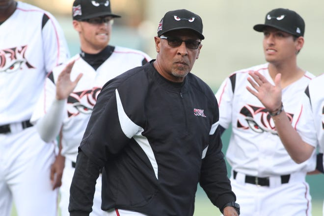Edwin Rodriguez is the new El Paso Chihuahuas manager.