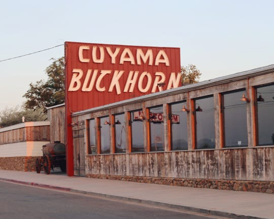 Founded in 1952, the Cuyama Buckhorn in New Cuyama is under new ownership. Its on-site cafe will participate in the inaugural Ojai Restaurant Week from Jan. 18-27.