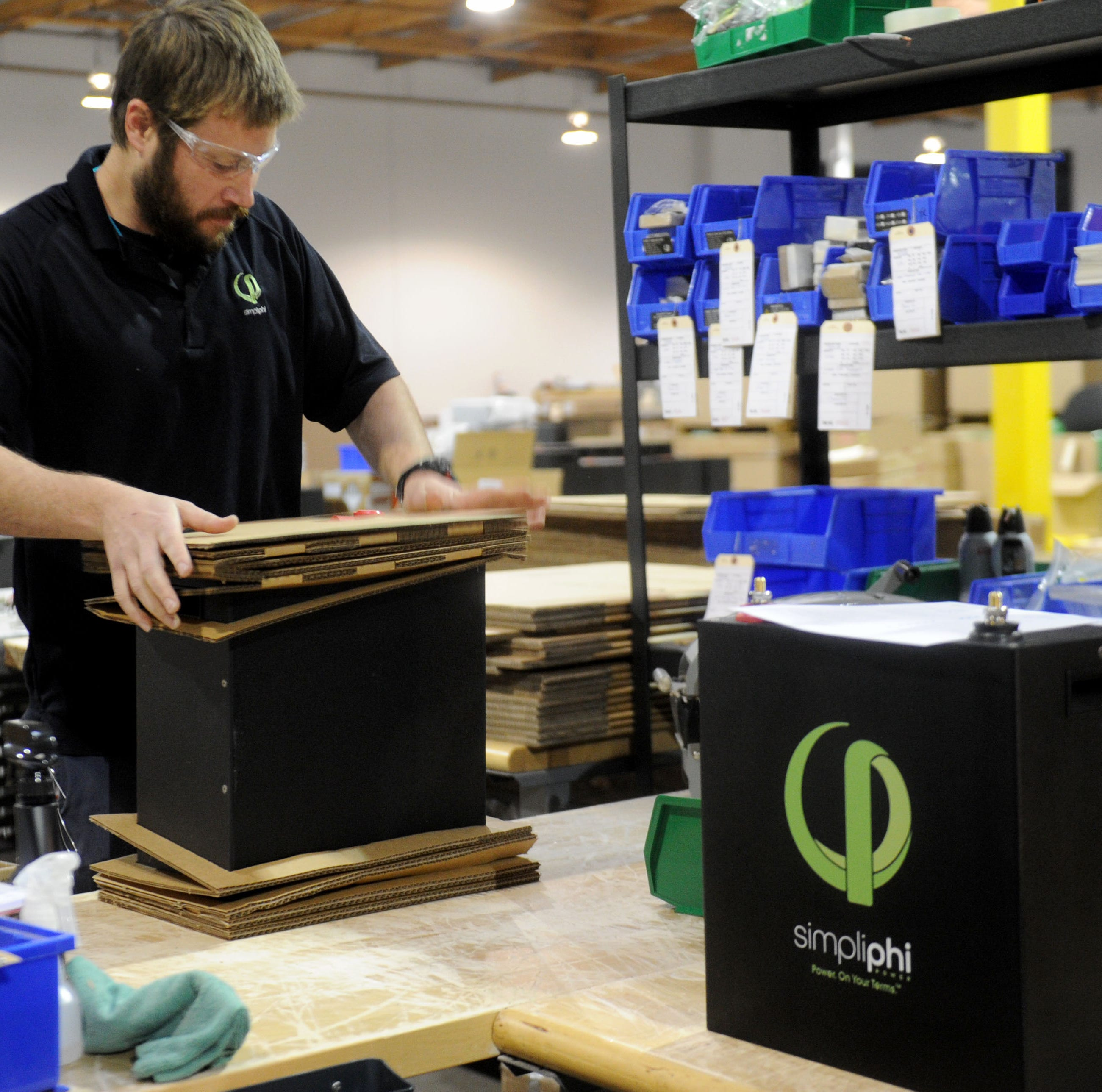 Mobile battery producer SimpliPhi Power aims to light up world from new Oxnard facility