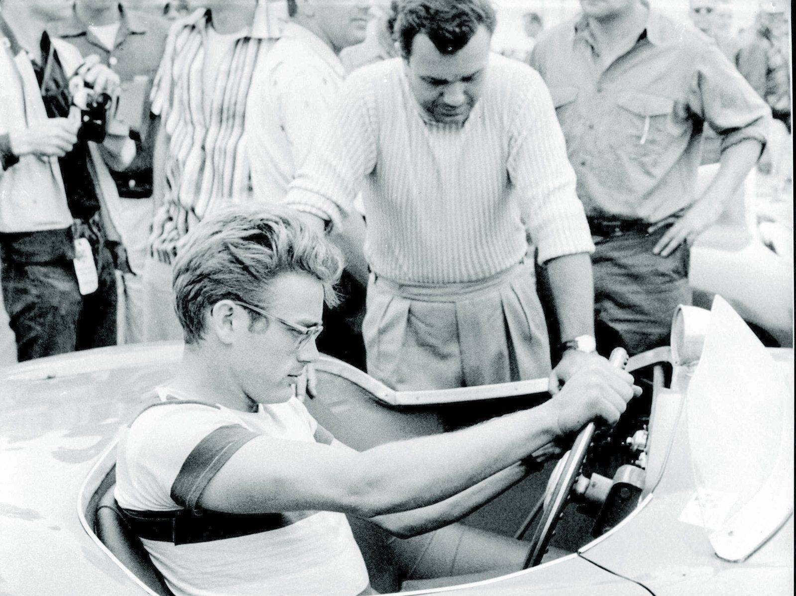 James Dean's surprising athletic past led to a fatal connection with Tulare