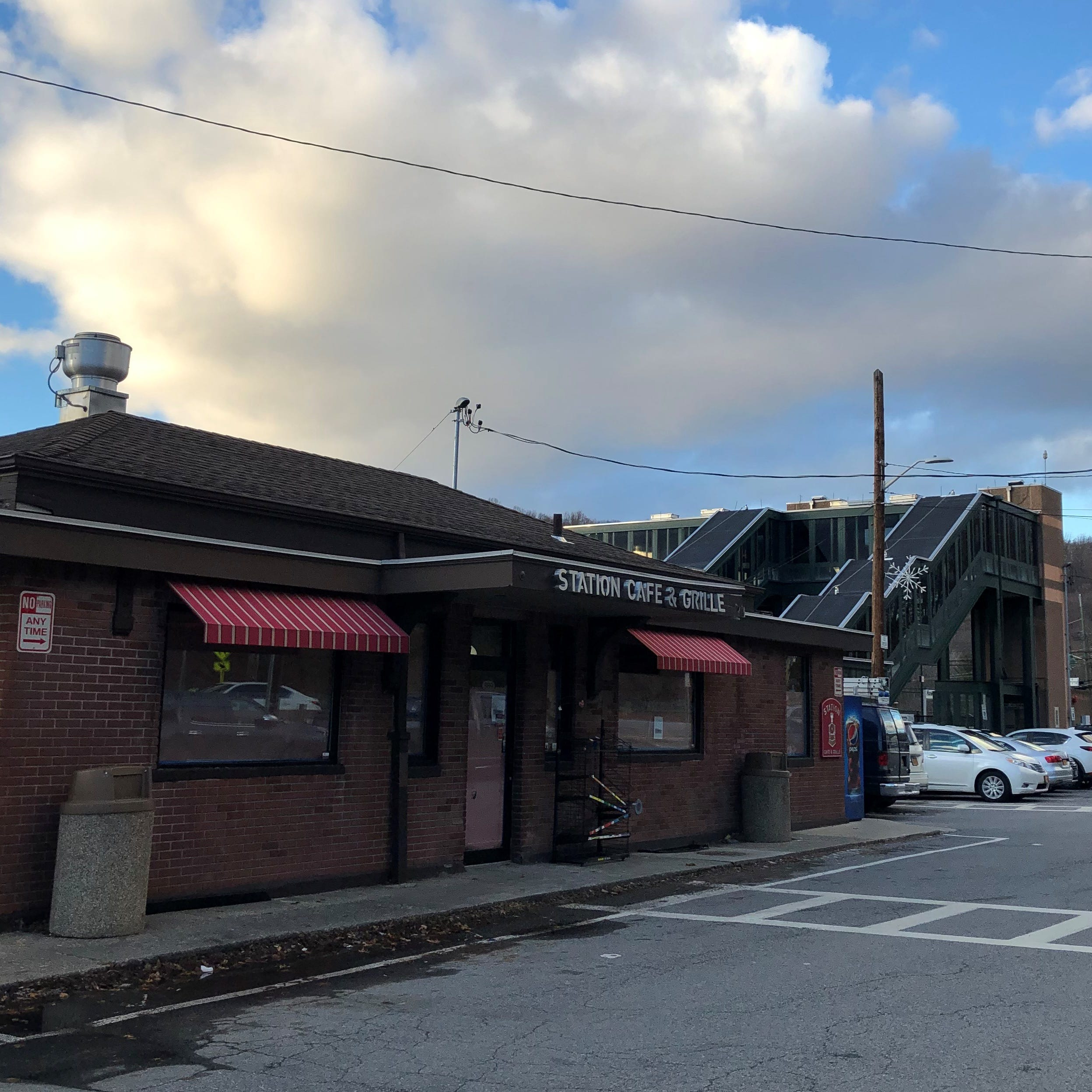 Hawthorne's train station restaurant is under new ownership