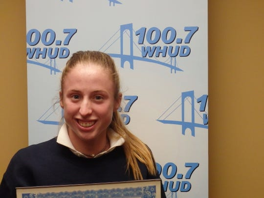 Ursuline runner Lily Flynn is the Con Edison Athlete of the Week