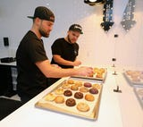 Milk N Cookies, a cookie cafe & cereal bar, opens in Mamaroneck.