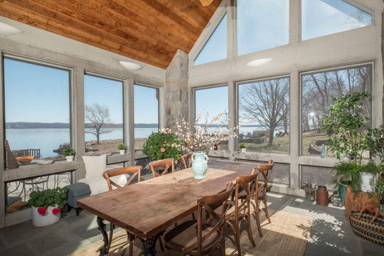 The Hudson Riverfront estate at 641 North Broadway in Upper Nyack has been sold for $5.2 million.