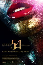 """Studio 54"" is a documentary about the legendary New York City club."