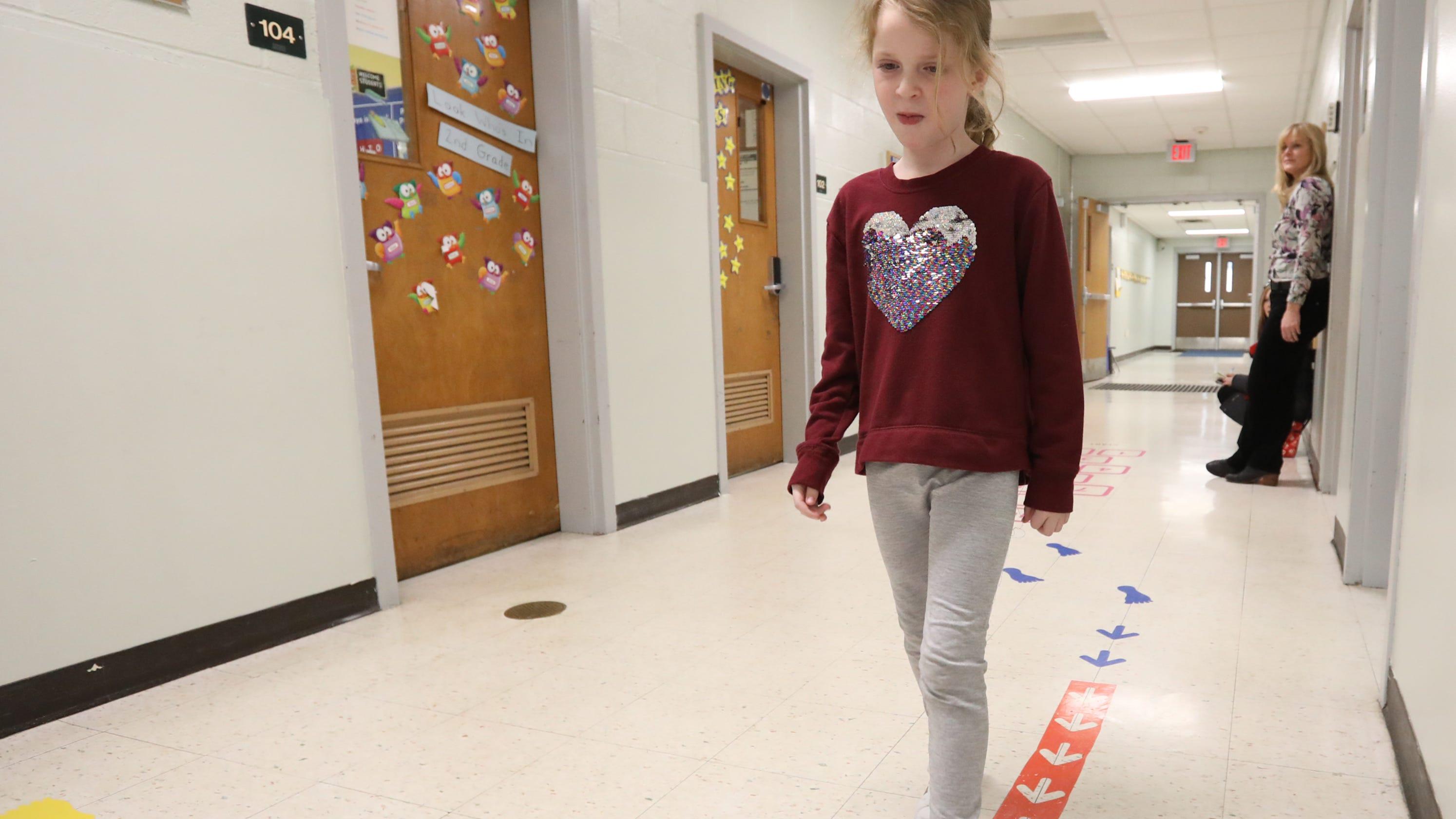 Better Grades In A Minute: Sensory Hallway At Suffern School