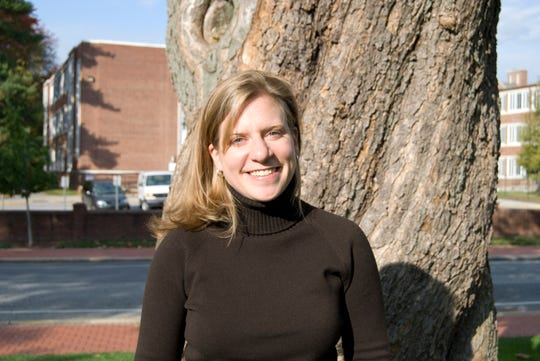 Dr. Holly Michael is the Unidel Fraser Russell Career Development Chair in the Environment at the University of Delaware .