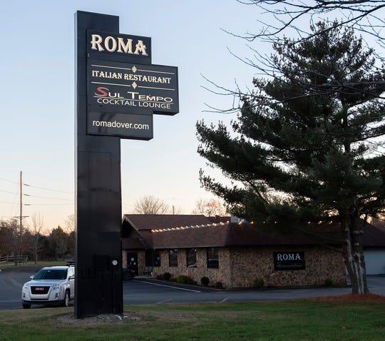 Roma Italian Ristorante in Dover.